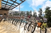 民宿提供腳踏車