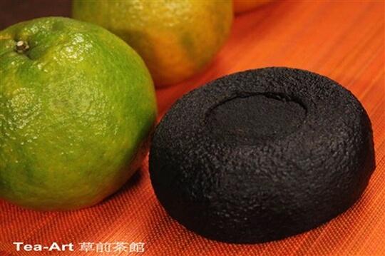 大吉大利製作過程 相片來源:草前茶業文化
