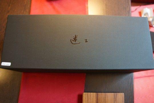 章格銘老師正美人茶具組錦盒