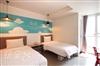 星空雙人房/二小床