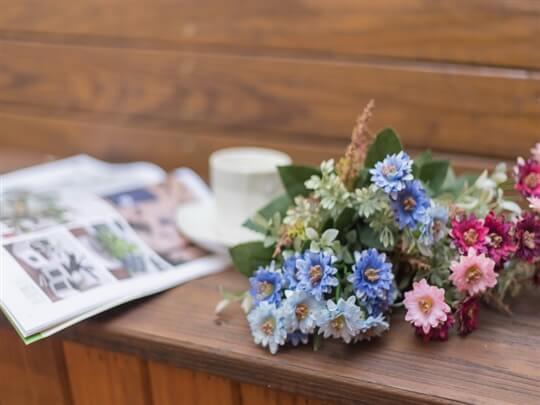 愛戀希臘館-希臘戀情雙人房 相片來源:花蓮愛戀屋民宿