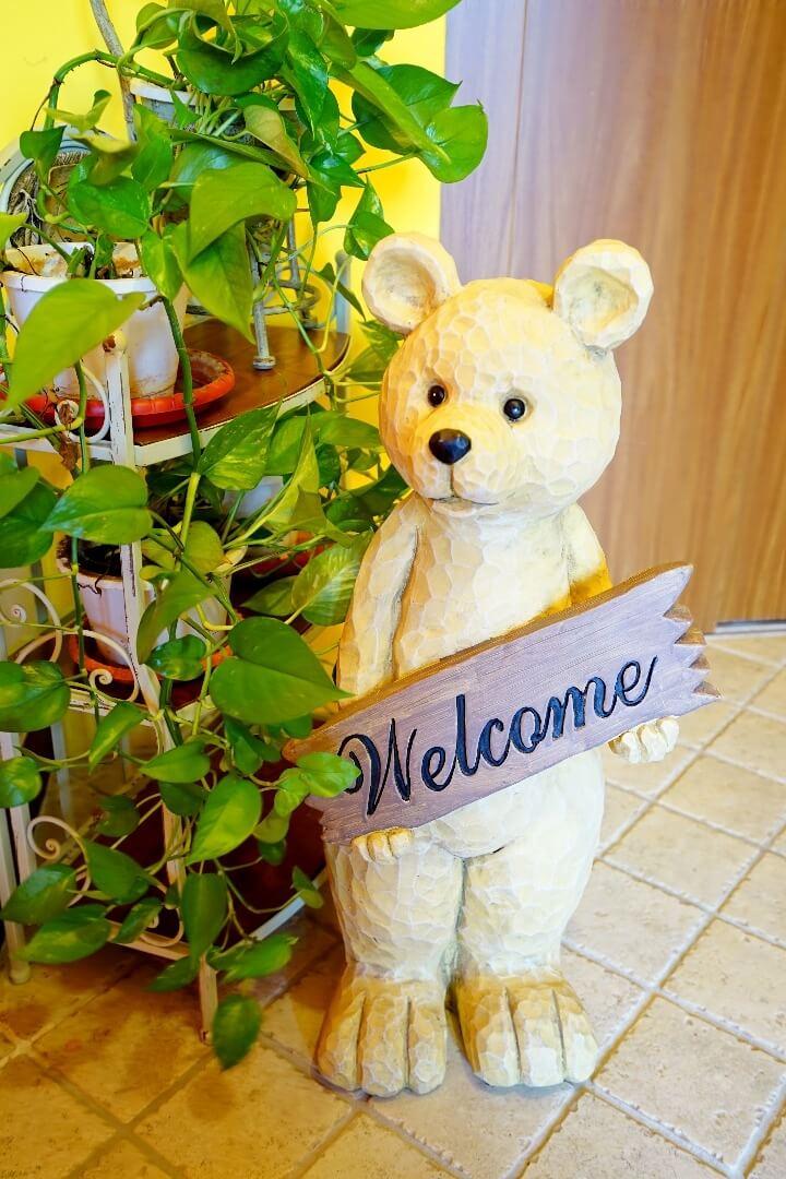 熊熊館-熊森林雙人房 相片來源:花蓮愛戀屋民宿