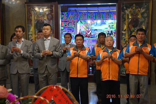 大王爺聖誕暨平安宴 相片來源:財團法人台中市水安宮