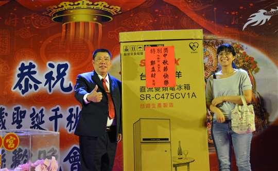 相片來源:財團法人台中市水安宮