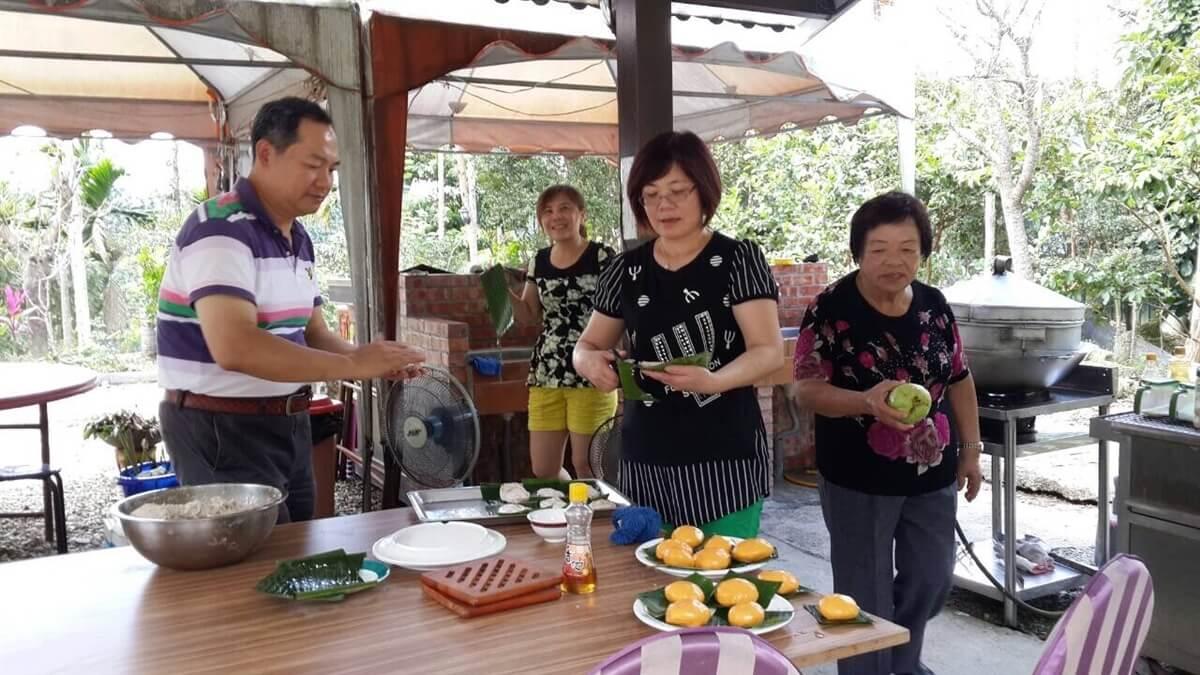 黃大哥家庭旅行 相片來源:日月潭貴夫人渡假民宿