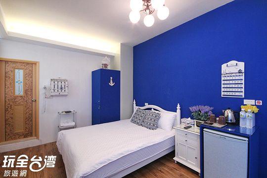 B地中海風-主題雙人房