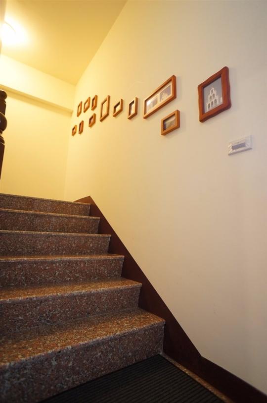 A主題雙人房(房內有樓梯)(有陽台)