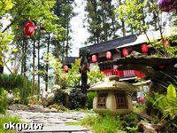 溪頭森林遊樂區-中國信託住宿推薦