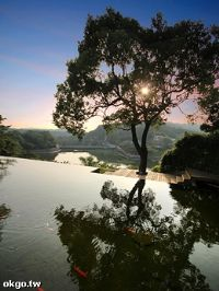 二泉湖畔咖啡民宿・新竹峨眉景觀民宿