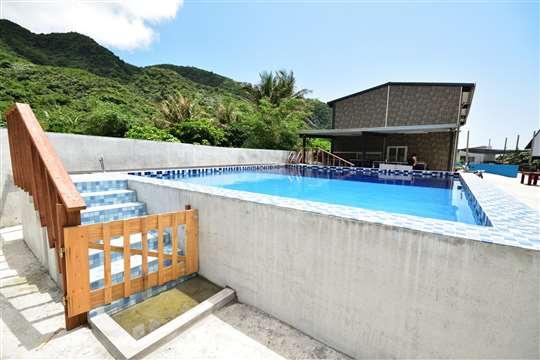 住宿體驗潛水體驗教學優惠價,附設訓練池