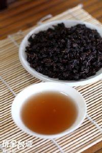 F02陳年炭焙烏金老茶