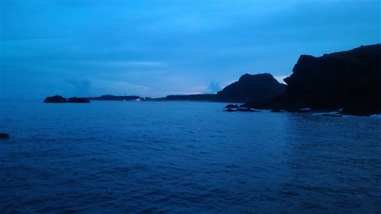 綠島幸福月光民宿