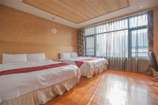 日月潭水岸休閒飯店