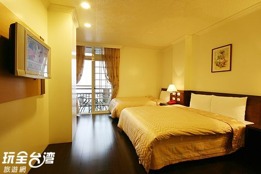 竹韻景觀雙床客房