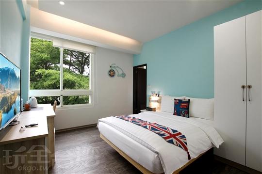 南投住宿‧月租套房‧177旅行公寓