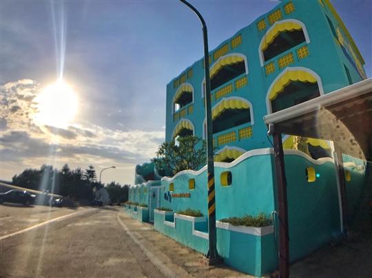 澎湖夢的堡壘海景民宿