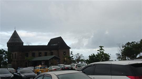 東北角半日遊行程~頭城金車咖啡城堡~舊草嶺古道隧道~三貂角燈塔