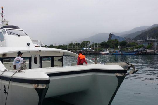 宜蘭龜山島賞鯨活動於2021/03/01正式開始囉~歡迎預約報名