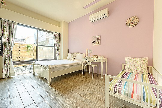 101 紫遇三人親子套房