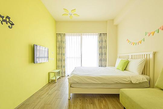 204 綠精靈雙人套房