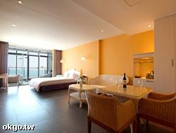 Room 4 兩人海景套房