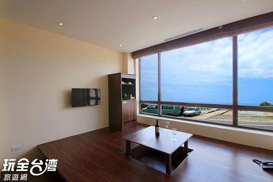 Room 1 四人海景樓中樓套房