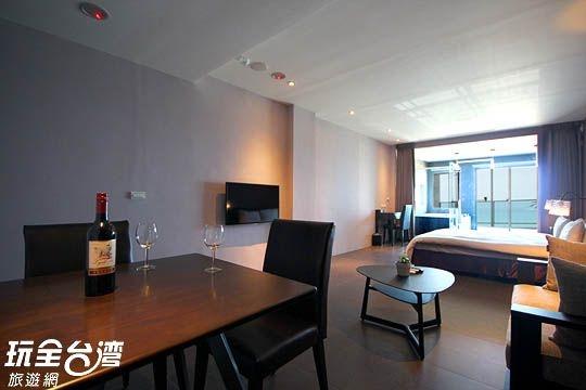 Room 3  二人海景套房