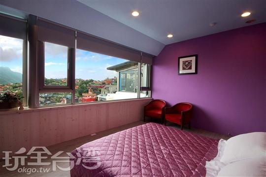 5.紫色霧語 Purple Room