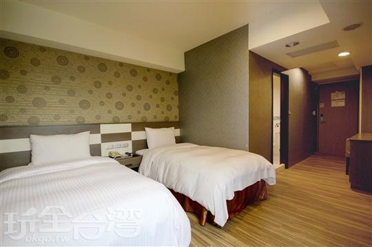 精緻雙床房