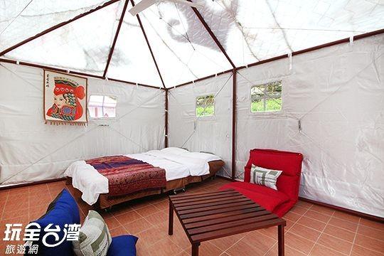 露營式蒙古包1