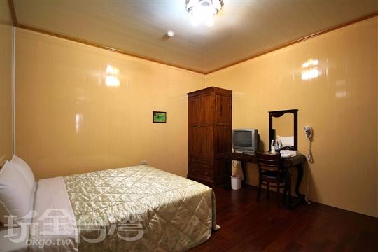 楓黃雙人套房