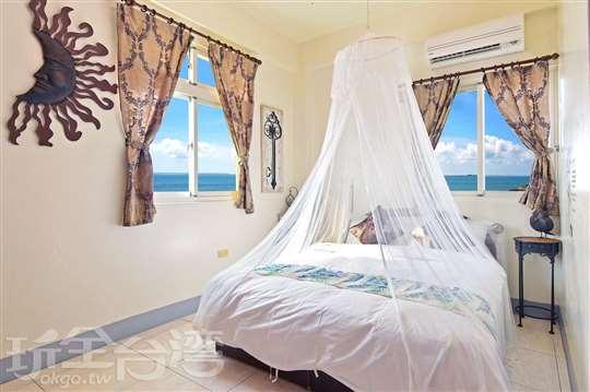 205島國海景雙人房