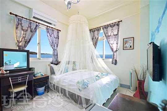 203浪漫海景雙人房