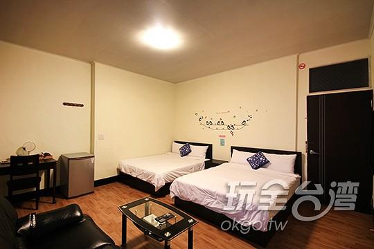 B3 四人套房(二張標準床)