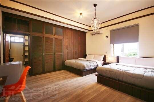 VIP豪華四人房-一房一廳
