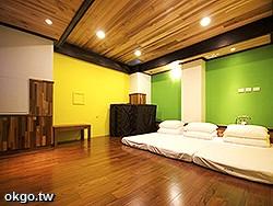 溫馨和室2~6人房.(B1.對內窗)