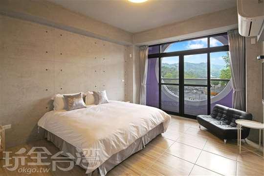 【新棟】1張雙人房加大床