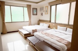 C1【兩大床】四人房