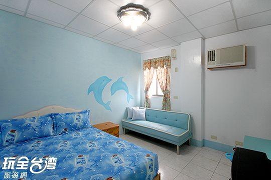 206-海豚灣之戀雙人房(或3人房)
