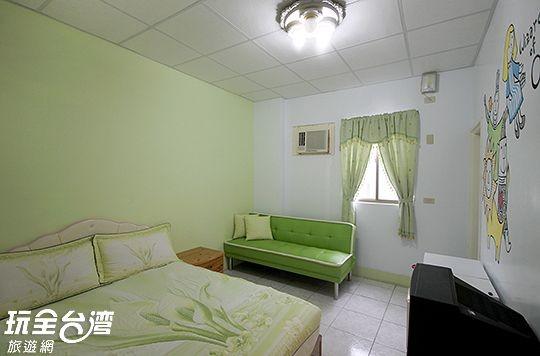 103-綠野仙蹤雙人房(或3人房)
