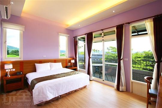 (221)溫馨紫漾2人房