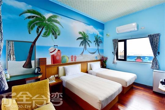 椰子樹雙人房