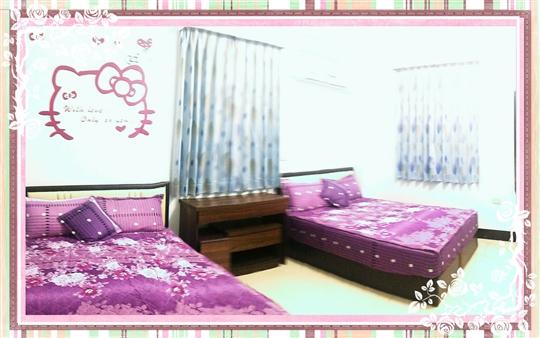 雙床/四人 套房