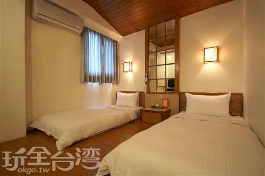 日式套房( 2單床)