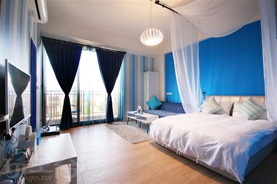 藍色雙人房301