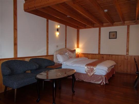 歐式木屋雙人套房
