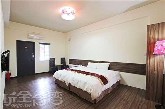標準雙人房(1大床)