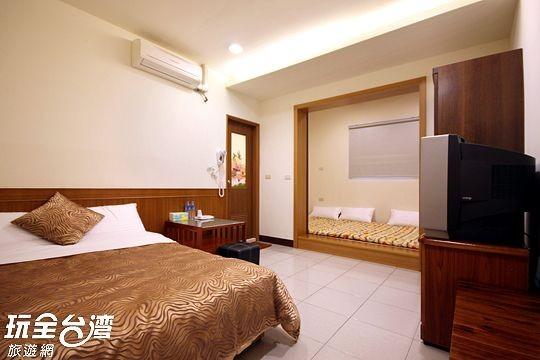 6人親子套房(雙人床+4人和室+衛浴)
