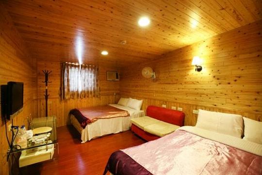 四人木屋套房