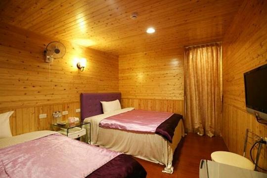 頂級2大床雙人超優質木屋套房)(親子房)可加人睡4位.)